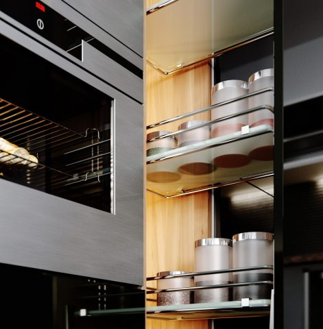 Rendering catalogo cucine
