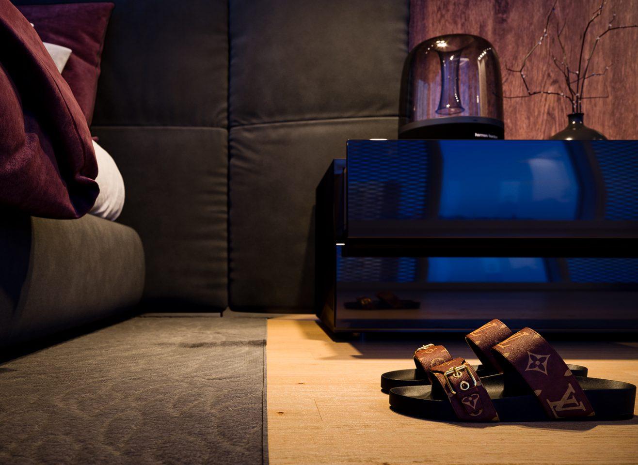 render 3D fotorealistico design interni e fashion